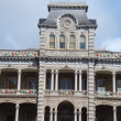 Iolani Palace in Hawaii - Stock Photo