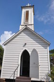 Father Damien's Church in Hawaii — Stock Photo