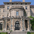 Stock Photo: Breakers Mansion in Newport