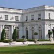 Stock Photo: Rosecliff Mansion in Newport