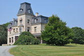 Chateau-sur-Mer Mansion in Newport — Stock Photo
