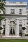 Rosecliff Mansion in Newport — Stock Photo