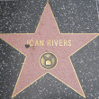 JoRivers' Star at Hollywood Walk of Fame — Stock Photo #29286075
