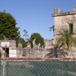 Coral Castle in Miami — Stock Photo