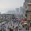 Atlantic City Boardwalk in New Jersey — Stock Photo