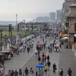 Atlantic City Boardwalk in New Jersey — Stock Photo #30888661