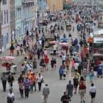 Atlantic City Boardwalk in New Jersey — Stock Photo #30888699