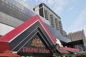 Trump Plaza in Atlantic City — Stock Photo