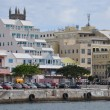 Hamilton in Bermuda — Stock Photo