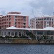 The Fairmont Hamilton Princess in Bermuda — Lizenzfreies Foto
