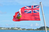 Bermuda Flag — Stockfoto