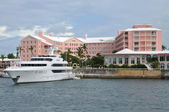 The Fairmont Hamilton Princess in Bermuda — Stock Photo