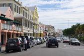 Hamilton in Bermuda — Stock Photo