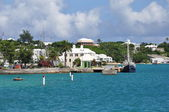 St. George in Bermuda — Stock Photo