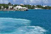 St. George in Bermuda — Stock Photo