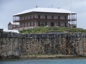 Bermuda Maritime Museum & Commissioner's House — Stock Photo