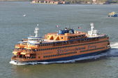 Staten Island Ferry — Stock Photo
