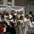 India's 60th Independence Day in New York — Stock Photo