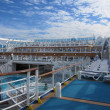 Ruby Princess — Stock Photo