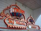 Trump Taj Mahal in Atlantic City, New Jersey — Stock Photo