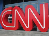 CNN Center in Atlanta — Stock Photo