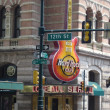 Hard Rock Cafe in Philadelphia — Stock Photo