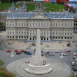 Madurodam in the The Hague, Netherlands — Stock fotografie