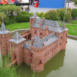 Madurodam in the The Hague, Netherlands — Foto Stock