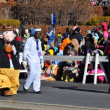 20th annual UBS Thanksgiving Parade Spectacular, in Stamford, Connecticut — Stock Photo