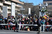 20th annual UBS Thanksgiving Parade Spectacular, in Stamford, Connecticut — Stockfoto