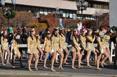 20th annual UBS Thanksgiving Parade Spectacular, in Stamford, Connecticut — Stok fotoğraf