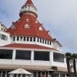 Hotel del Coronado in California — Stock Photo #38353945