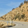 Stock Photo: Pines to Palms Scenic Byway