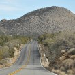 Stockfoto: Pines to Palms Scenic Byway