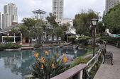 Seaport Village in San Diego, California — Stock Photo