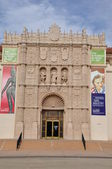 San Diego Museum of Art in Balboa Park in San Diego, California — Stock Photo
