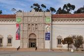 San Diego Museum of Art in Balboa Park in San Diego, California — Stock Photo