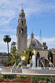 San Diego Museum of Man in Balboa Park in San Diego — Stock Photo