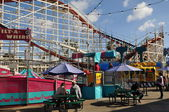 Belmont Park in the Mission Bay area of San Diego, California — Stock Photo