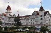 Hotel del Coronado in California — Stock Photo