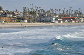 Oceanside in California — Stock Photo