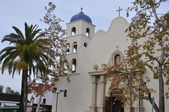 Immaculate Conception Catholic Church in Old Town San Diego, California — Stock Photo