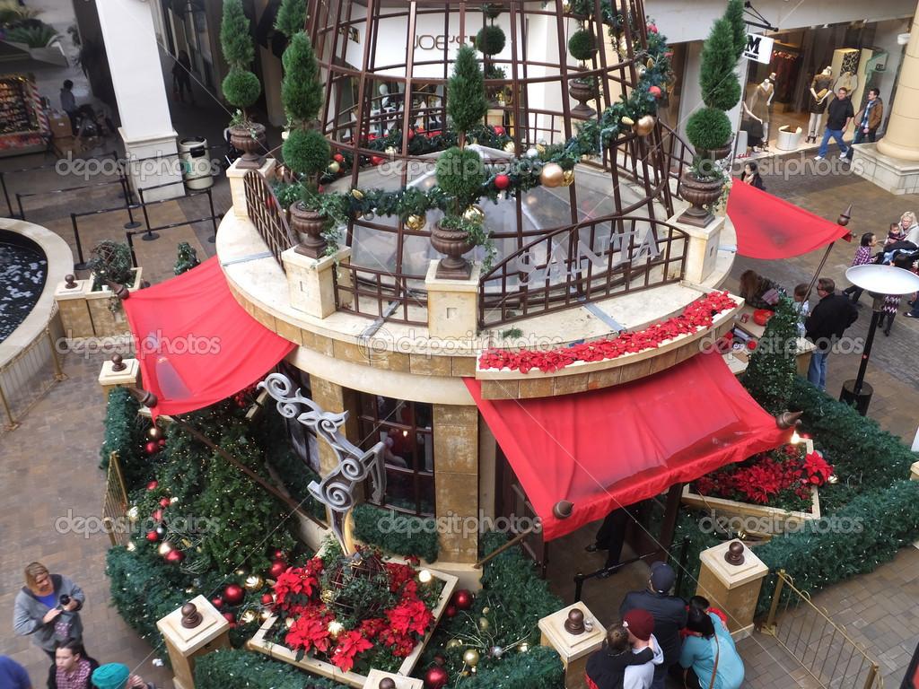 #B4172B Décoration De Noël à Fashion Mall De Vallée Le Plus Grand  5363 decorations de noel centre commercial 1024x768 px @ aertt.com