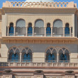 Emirates Palace Hotel in Abu Dhabi — Stock Photo #41864567