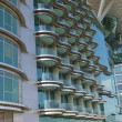 Постер, плакат: Meydan Hotel in Dubai UAE
