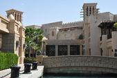 Madinat Jumeirah Arabian Resort in Dubai, UAE — Foto de Stock