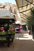 Stores at the Madinat Jumeirah Arabian Resort in Dubai, UAE — Foto de Stock