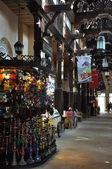 Stores at the Madinat Jumeirah Arabian Resort in Dubai, UAE — Foto de Stock