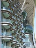Meydan Hotel in Dubai, UAE — Stock Photo