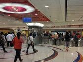 Al Fahidi Metro Station in Dubai, UAE — Stock Photo